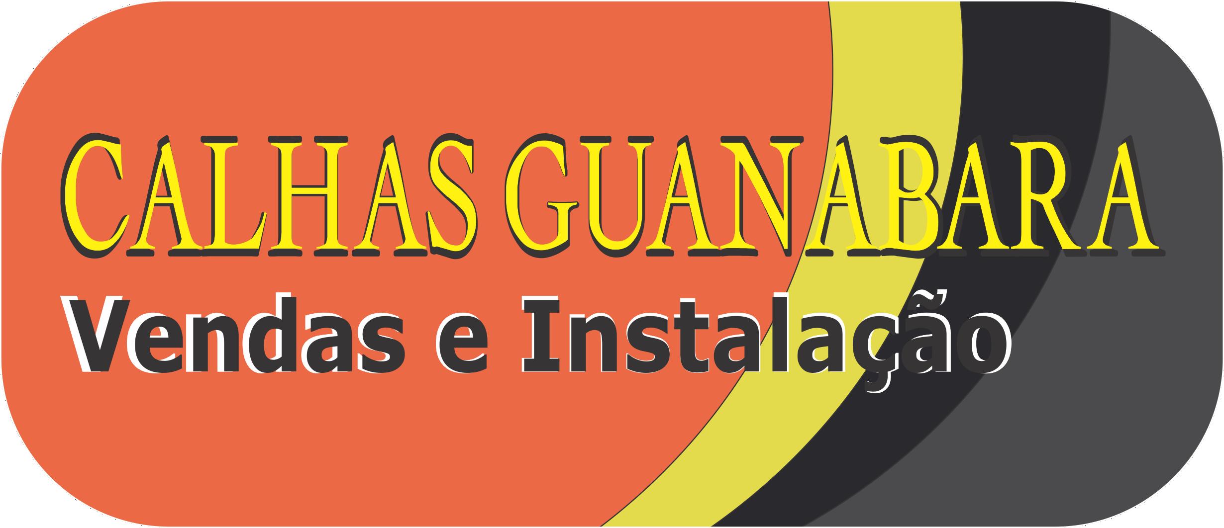 Logo Calhas Guanabara